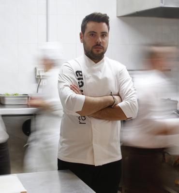 Chef Rafa García
